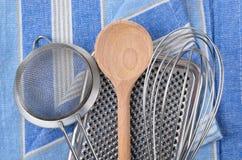Küchenbedarf Stockfoto