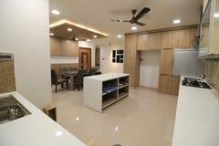Küchenbereich Stockfotografie