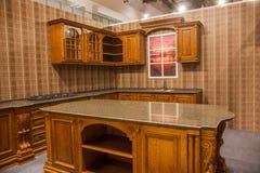 elegante k chendekoration stockfoto bild 41043681. Black Bedroom Furniture Sets. Home Design Ideas