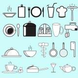 Küchengeräte Lizenzfreies Stockbild
