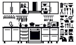 Küchenikone vektor abbildung