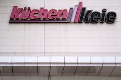 Küchenmöbelmarkt Keie Lizenzfreie Stockbilder