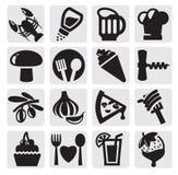 Kücheset Lizenzfreies Stockfoto