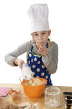 Küchespaß Lizenzfreies Stockfoto