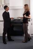 Küchespeicher Lizenzfreies Stockfoto