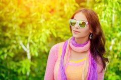 Kühle Farben Stockbild