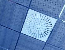 Kühle Luftentlüftungsöffnung Lizenzfreies Stockfoto