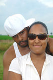 Kühle Paare Lizenzfreie Stockfotos