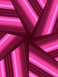 Kühle Retro- Streifen-Muster stock abbildung
