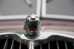Kühle Zahl eines alten Autos Lizenzfreies Stockfoto