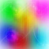 Kühlen Sie farbigen Hintergrund ab Stockfoto