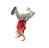Kühler Hip-hopjunger Mann Lizenzfreie Stockfotos