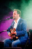 Kühler Jazz EDV - Antonio Zambujo Lizenzfreies Stockfoto