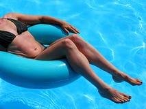 Kühler Sommer Lizenzfreie Stockfotos