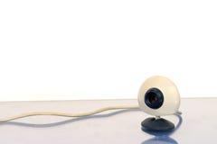 Kühler Web-Nocken stockfoto
