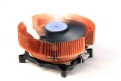 Kühlerer Prozessor Stockbild