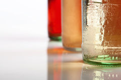 Kühles Getränk Stockfotos