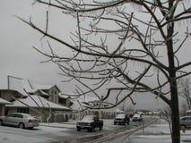Kühles Wetter in den US Lizenzfreie Stockbilder