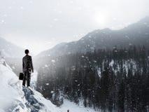 Kühles Wetter ist nicht der Grund Stockfotografie