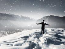 Kühles Wetter ist nicht der Grund Lizenzfreie Stockfotografie