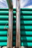Kühlrohr Lizenzfreies Stockfoto