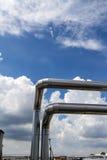 Kühlrohr Lizenzfreie Stockbilder