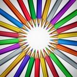 Künste und Handwerks-zentrales Design vektor abbildung