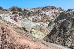 Künstler Palette, Nationalpark Death Valley, Kalifornien Stockbilder