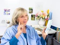 Künstler Reviews Samples der Farbe Lizenzfreie Stockbilder