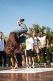Künstlerbreakdance, Stockfotografie