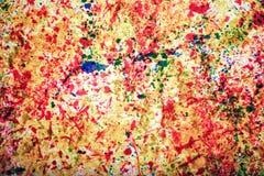 Künstlerische Farbbeschaffenheit Stockbilder