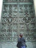 Künstlerische Türen Stockfotografie