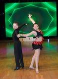 Künstlerische Tanz-Europameisterschaft WADF Lizenzfreies Stockbild
