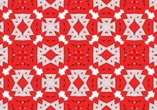 Künstlerischer bokeh Hintergrund Weiche rote defocused Lichter Lizenzfreies Stockfoto