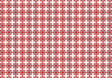 Künstlerischer bokeh Hintergrund Weiche rote defocused Lichter Lizenzfreie Stockbilder