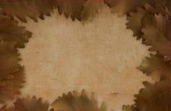 Künstlerischer brauner Hintergrund Stockfotografie