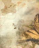Künstlerischer Hintergrund Stockfoto