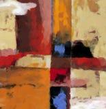 Künstlerischer Hintergrund Stockfotos
