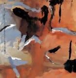 Künstlerischer Hintergrund stockbilder