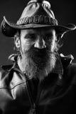 Künstlerischer Mann Lizenzfreie Stockfotografie