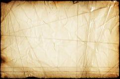 Künstlerischer Papierhintergrund Lizenzfreie Stockfotos
