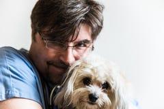 Künstlerischer Schuss des Tierarztes Lizenzfreies Stockbild