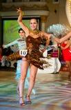 Künstlerischer Tanz spricht 2012-2013 zu Lizenzfreies Stockbild