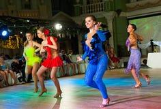Künstlerischer Tanz spricht 2012-2013 zu Lizenzfreie Stockbilder