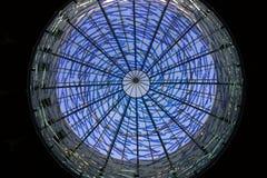 Künstlerisches Dach. Stockfotografie