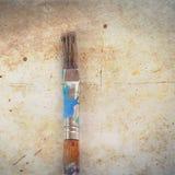 Künstlermalerpinsel. Lizenzfreie Stockbilder