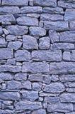 Künstliche blaue Leuchte Stockfotografie