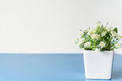 Künstliche Blume des Jasmins Lizenzfreie Stockfotos