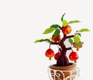 Künstliche Blumen Stockbilder
