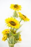 Künstliche Sonnenblume Stockfotografie